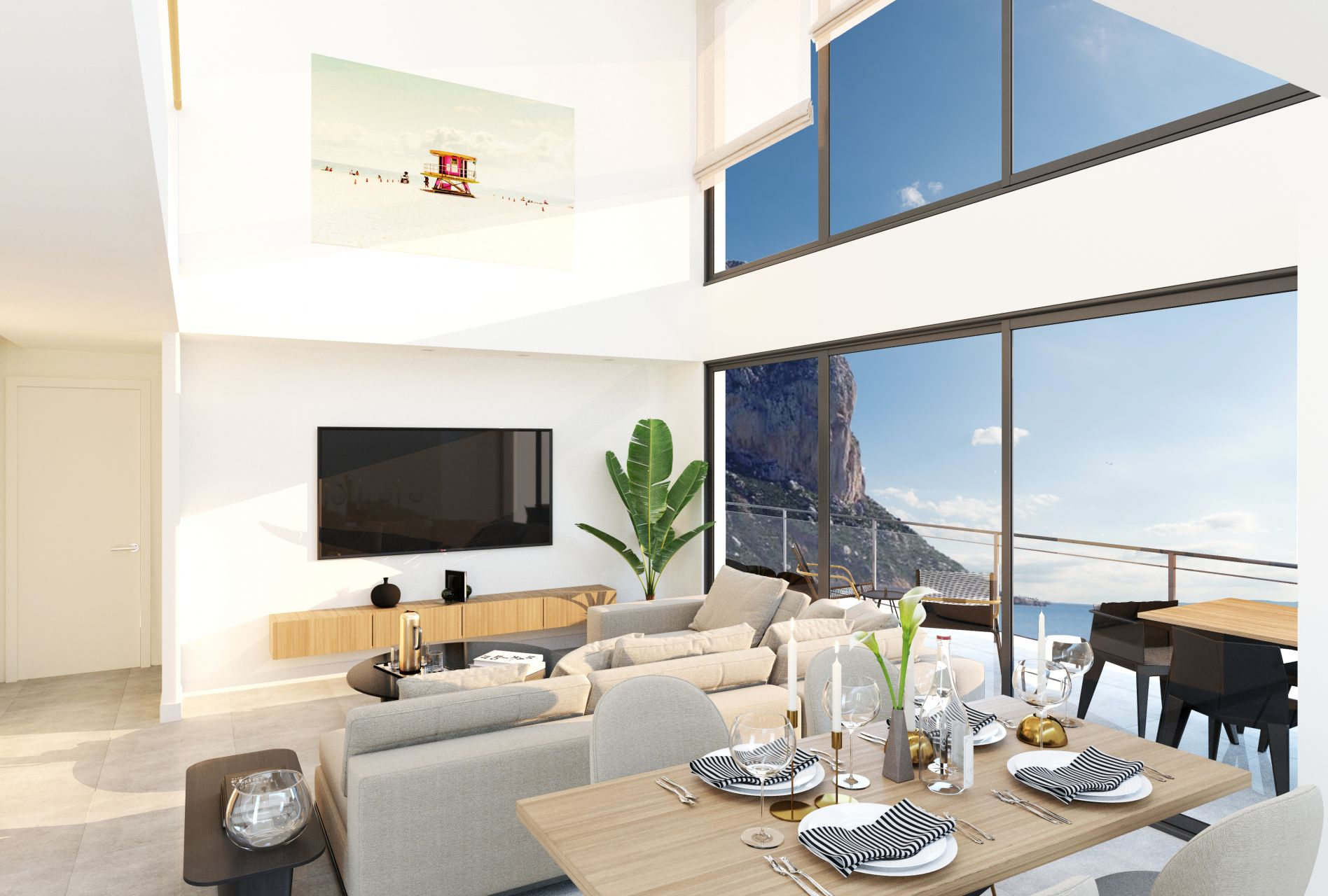 Apartments in Calpe 21