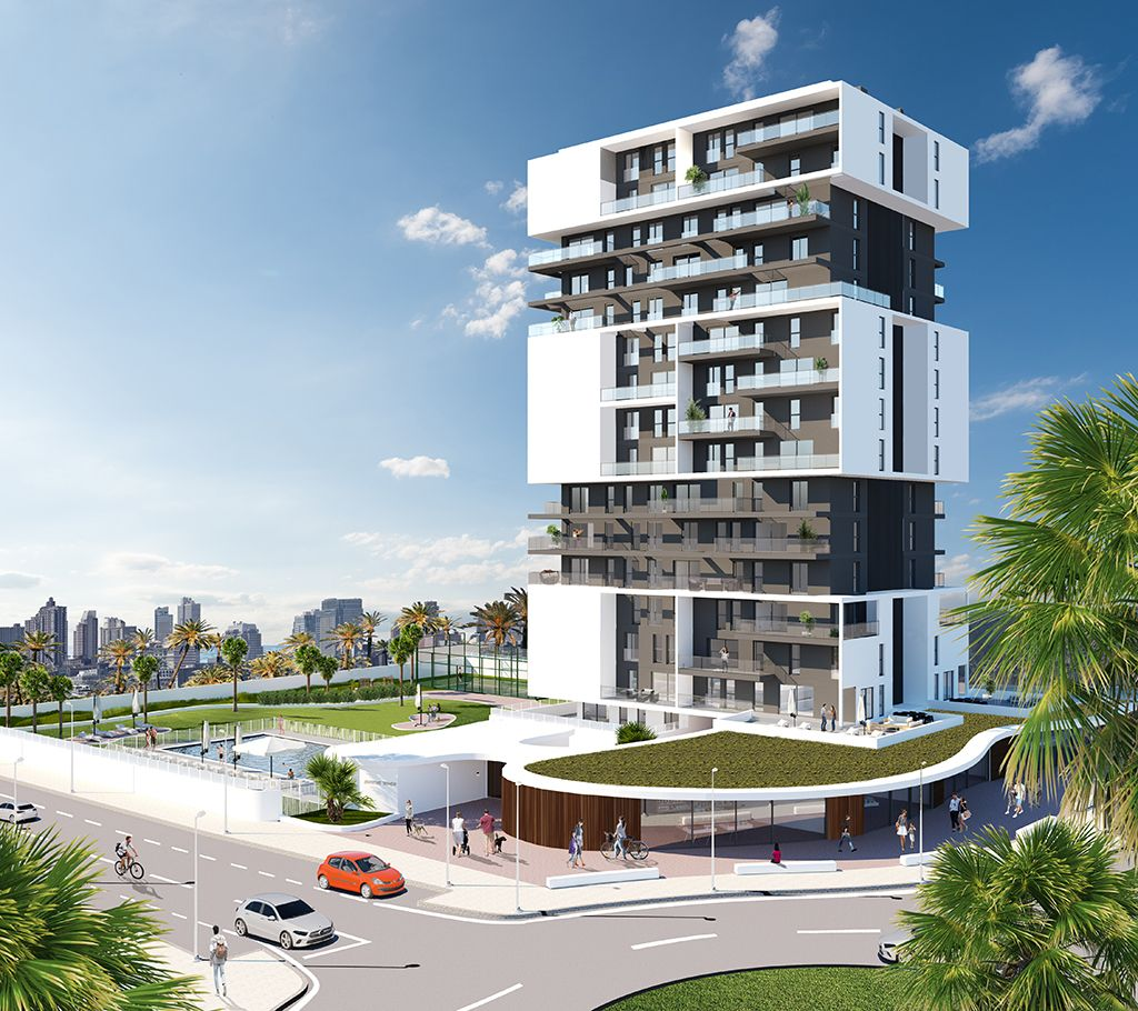 Apartments in Calpe 8