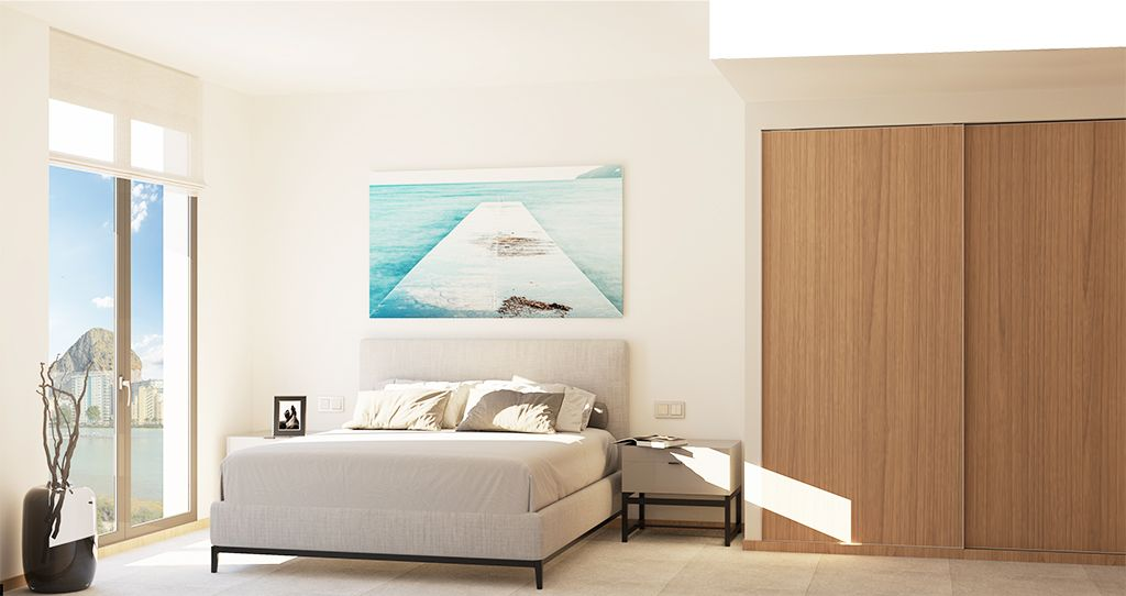 Apartments in Calpe 12