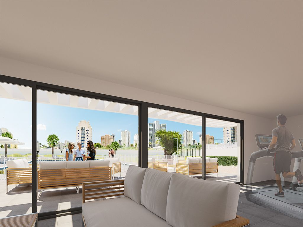 Apartments in Calpe 13