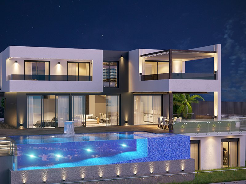 Villas in Finestrat 4