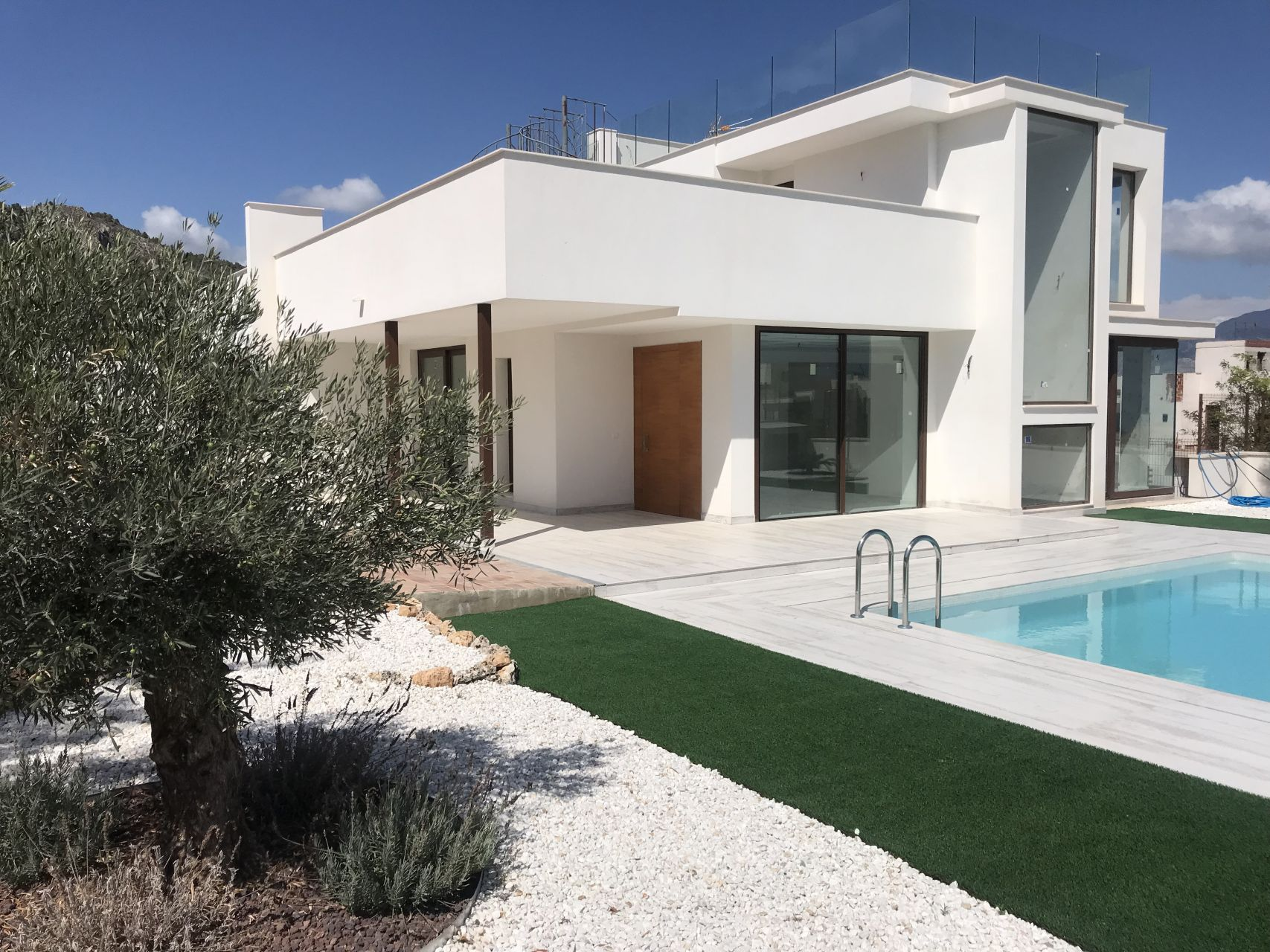 Villas in Polop 10