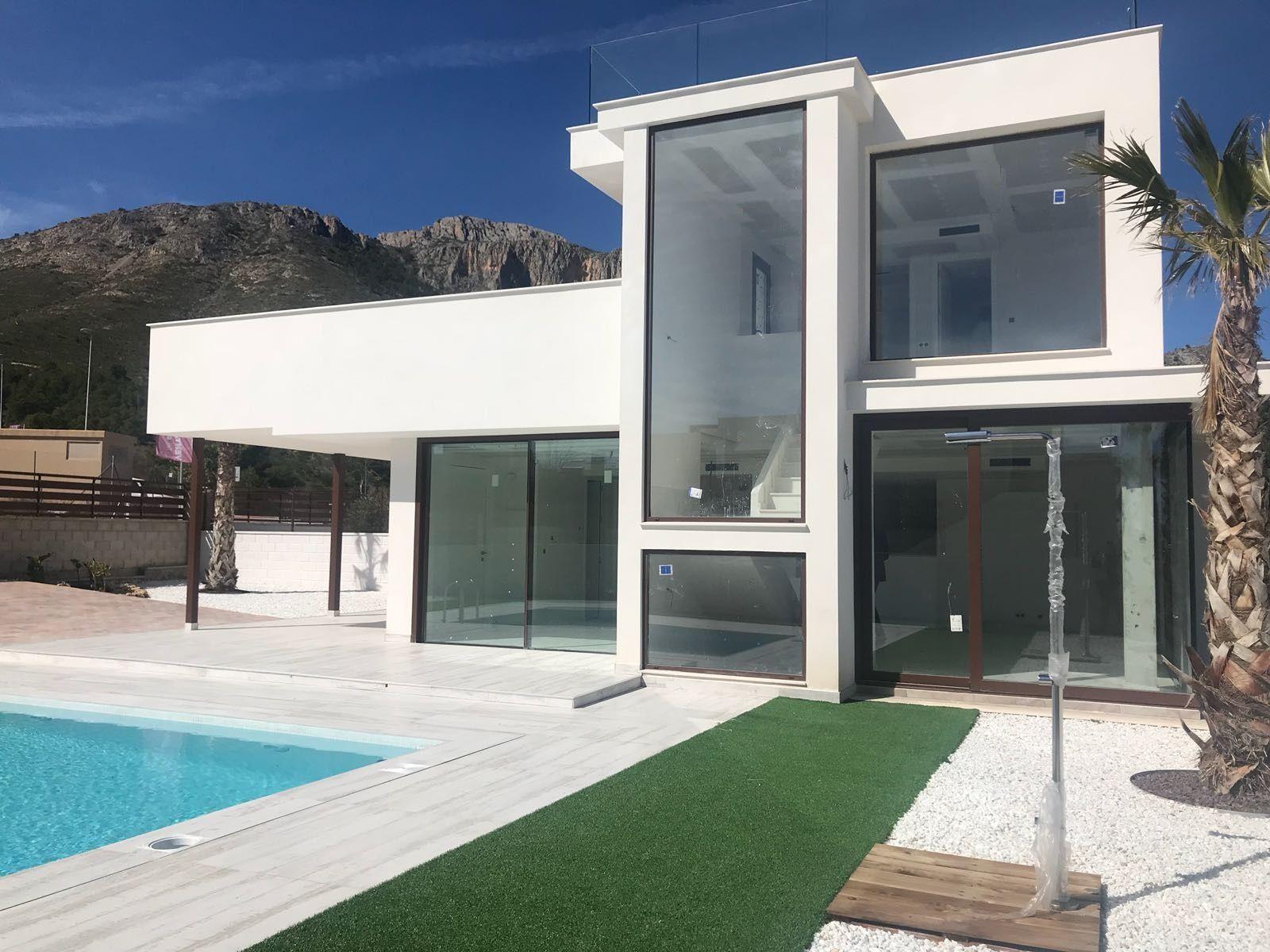 Villas in Polop 6