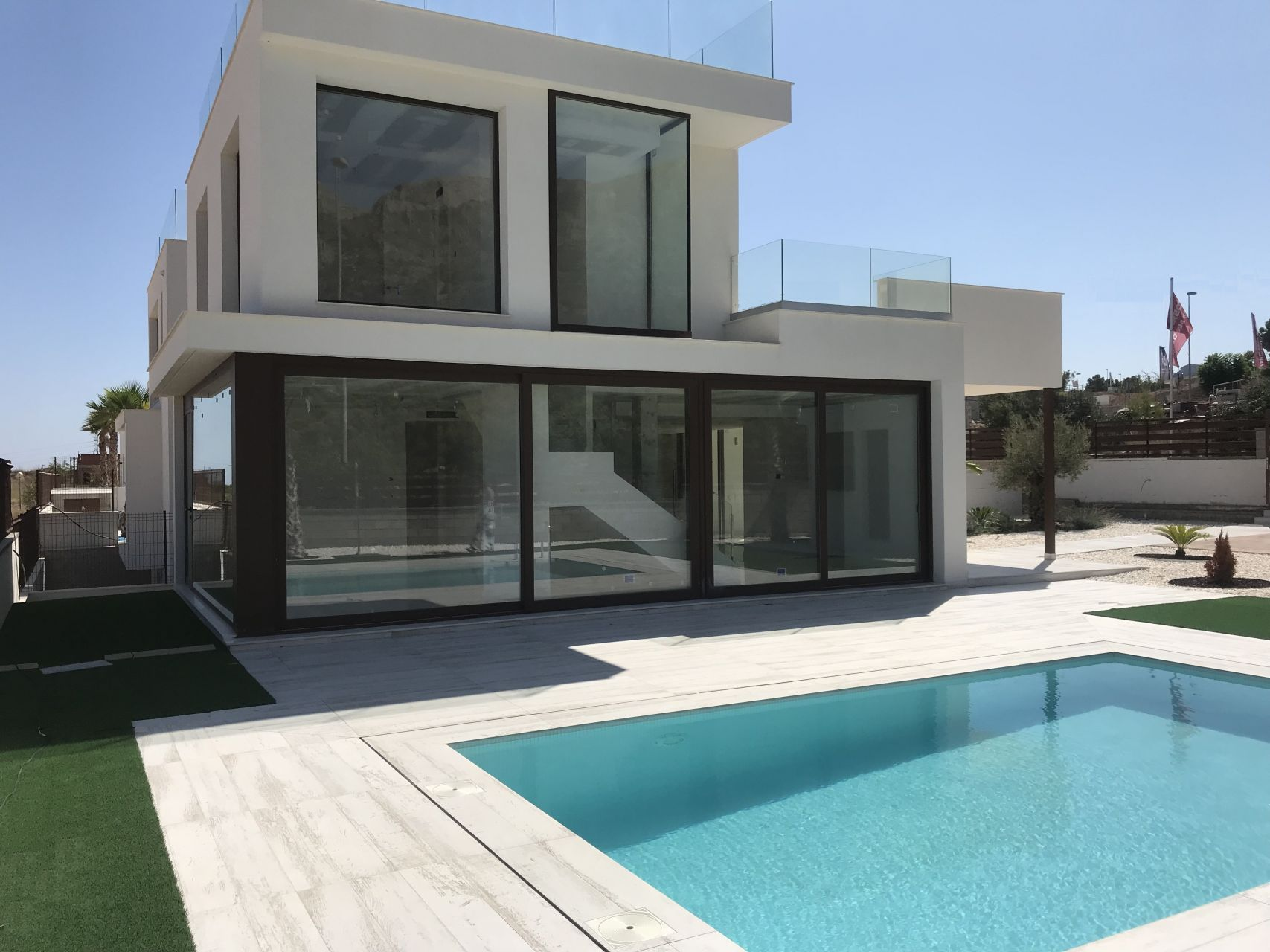Villas in Polop 14