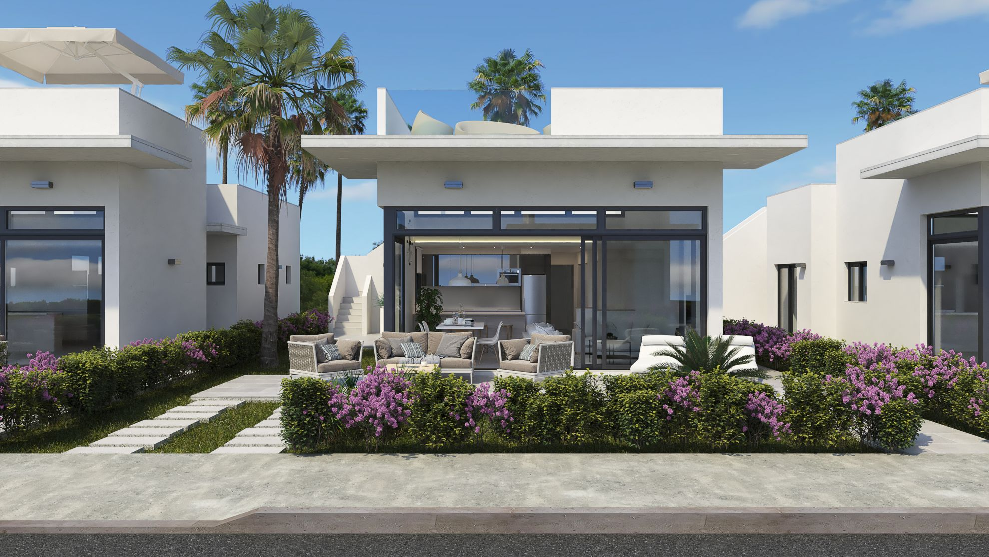 Villas in the Condado de Alhama 1