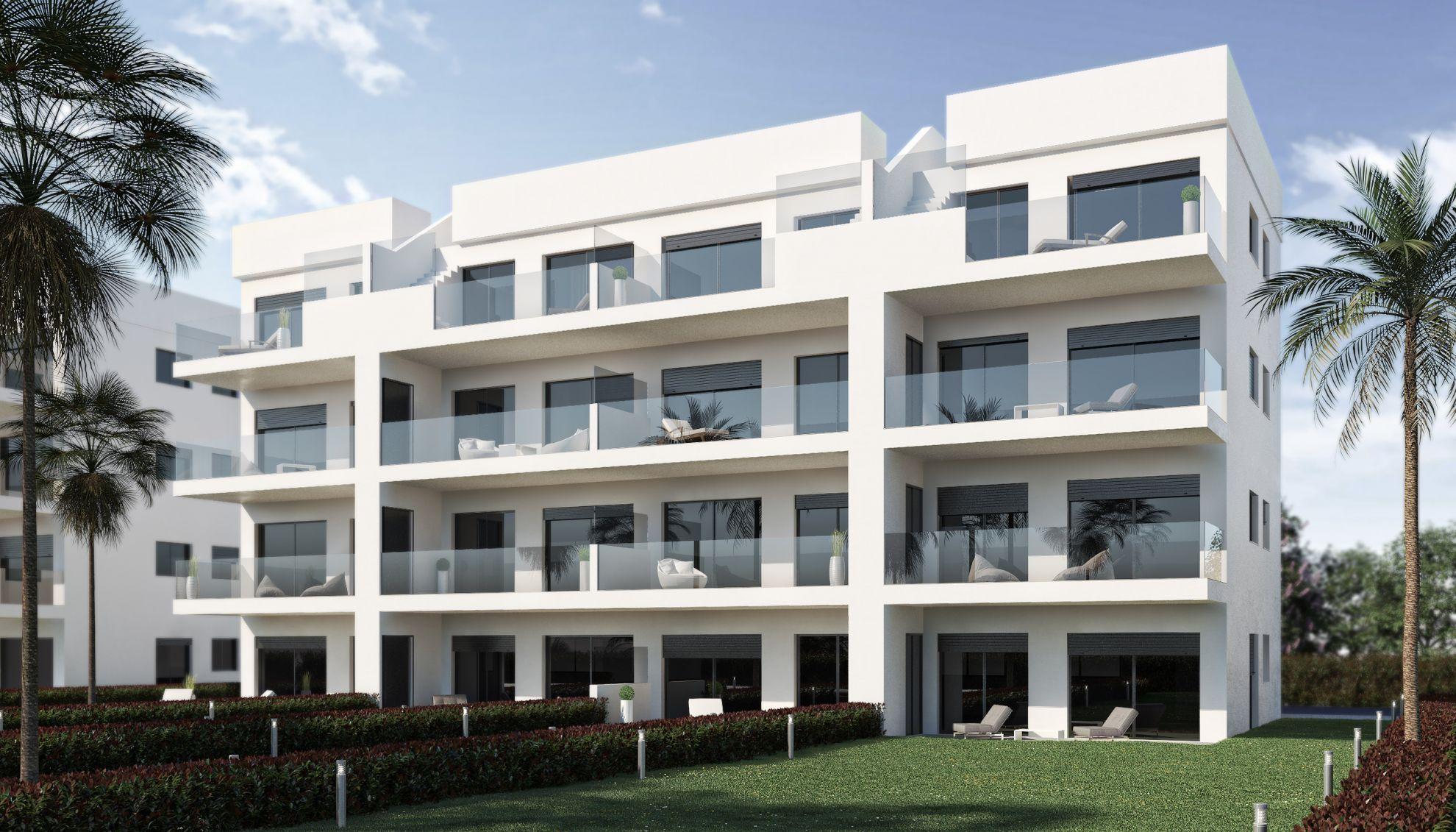 Apartamentos en Alhama de Murcia 1
