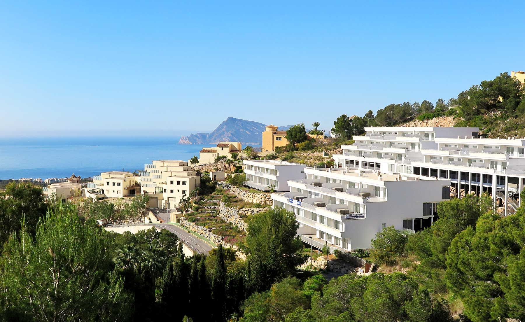 Apartments in Altea Hills 1