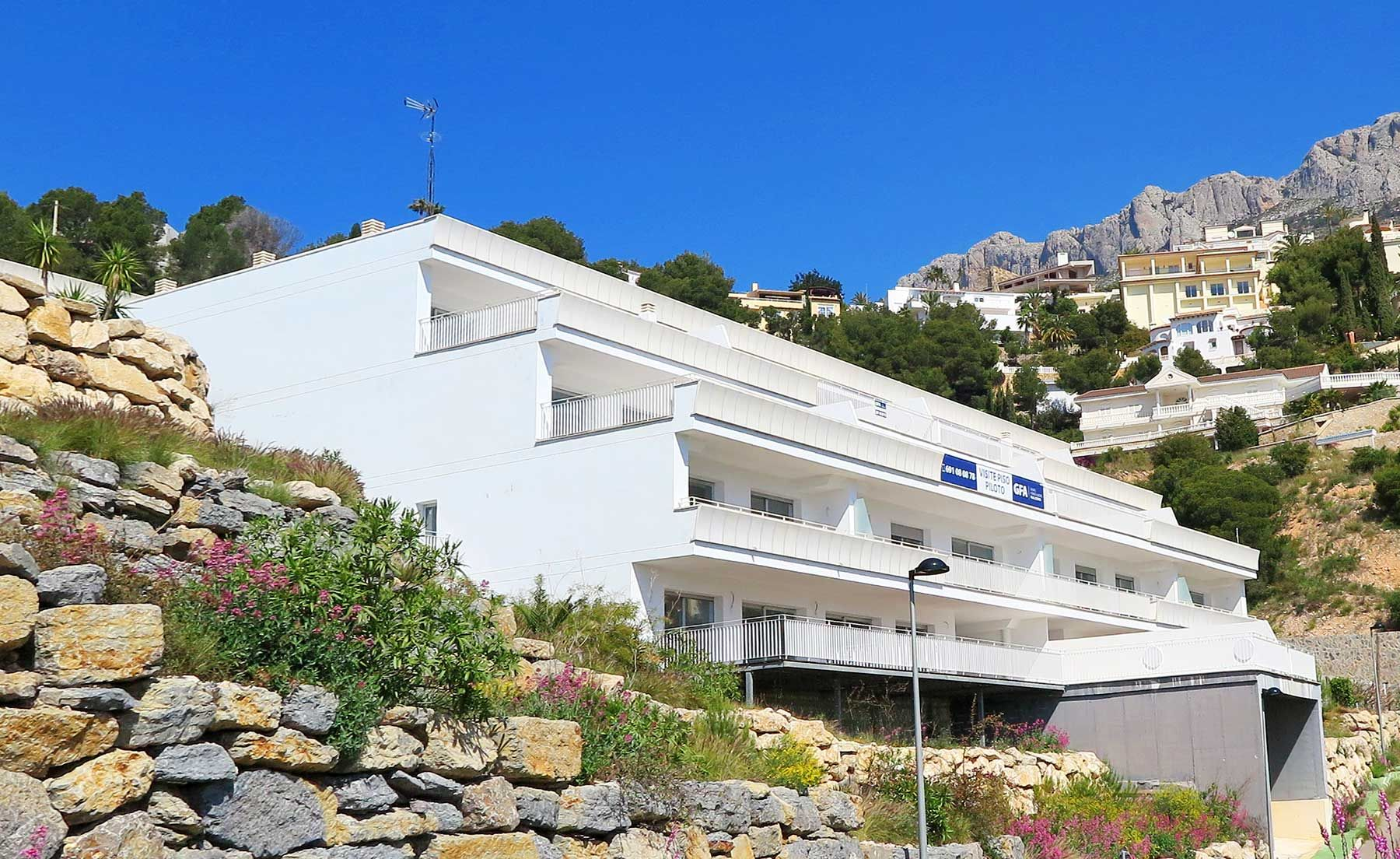 Apartments in Altea Hills 2