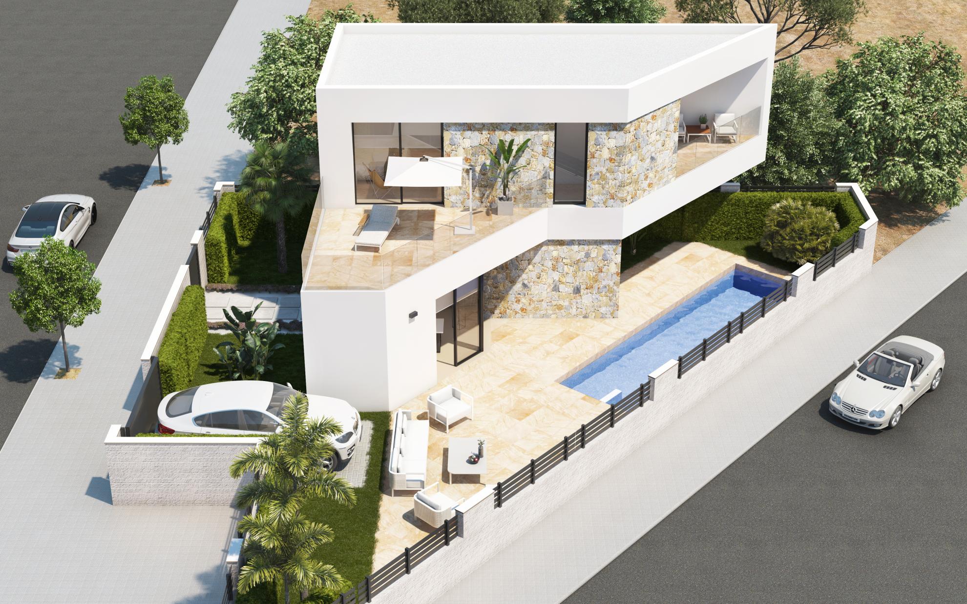 Villas in Benijófar 21