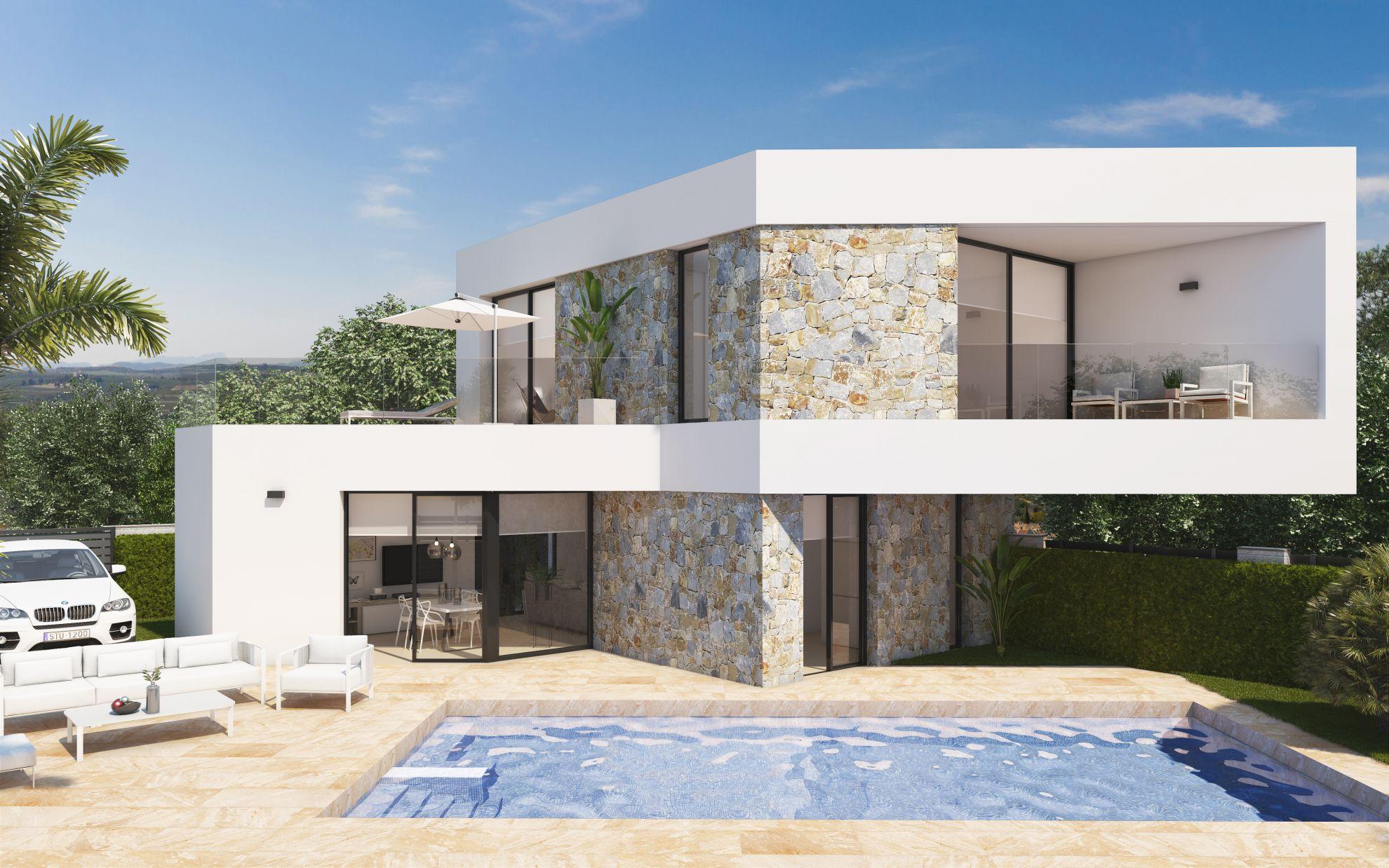 Villas in Benijófar 22