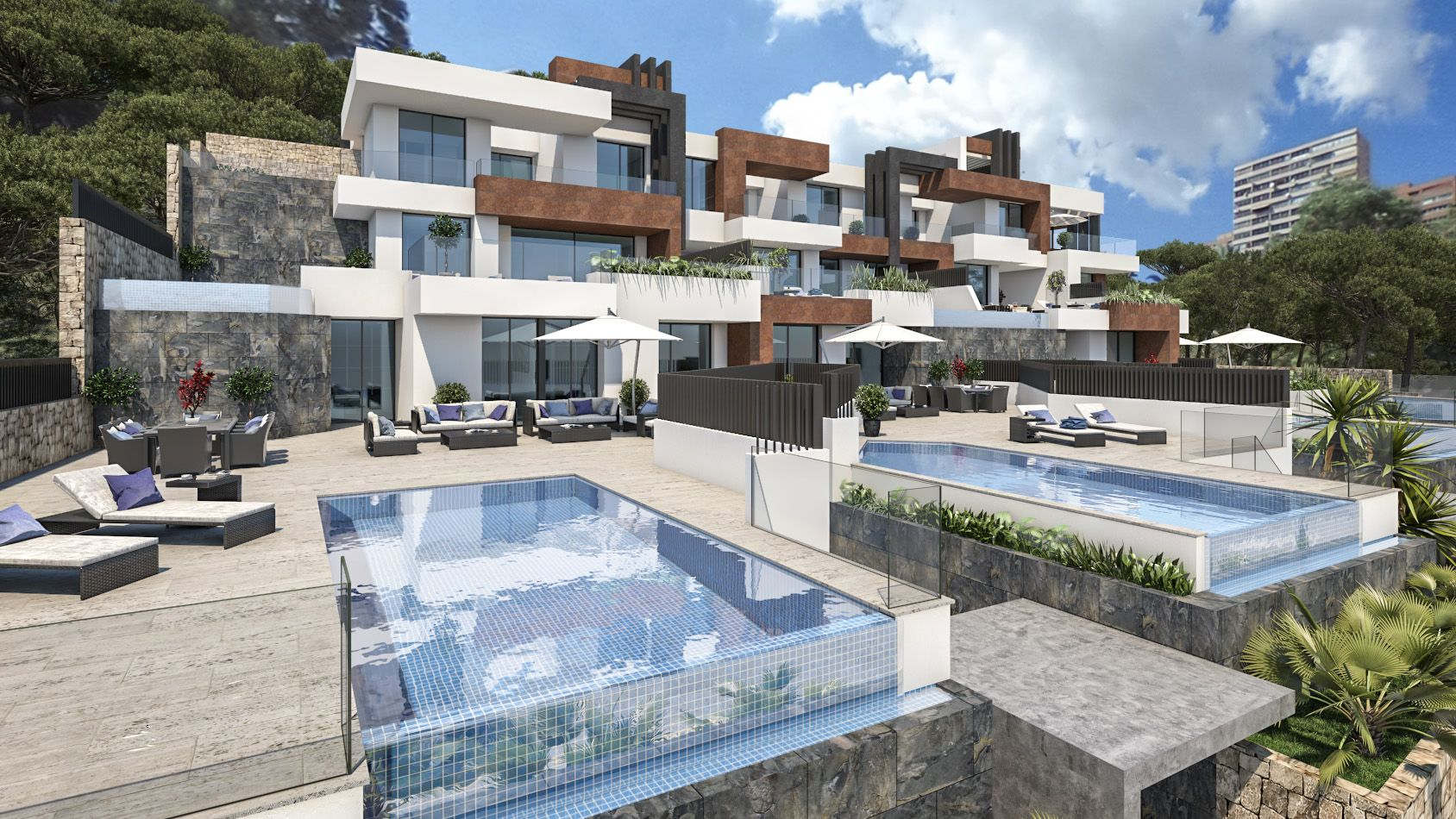 Apartments in Benidorm 4