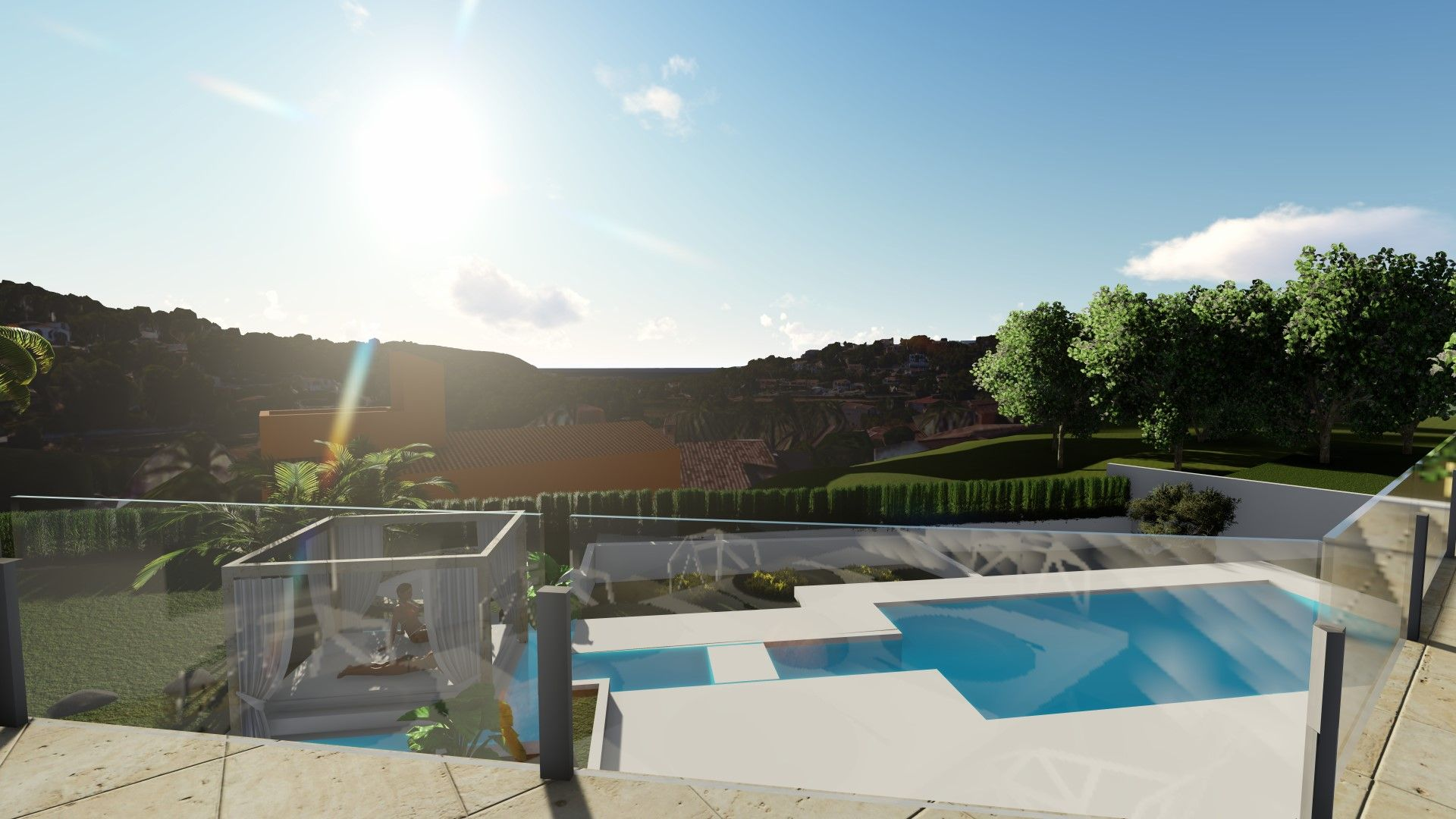 Villa in Moraira 13