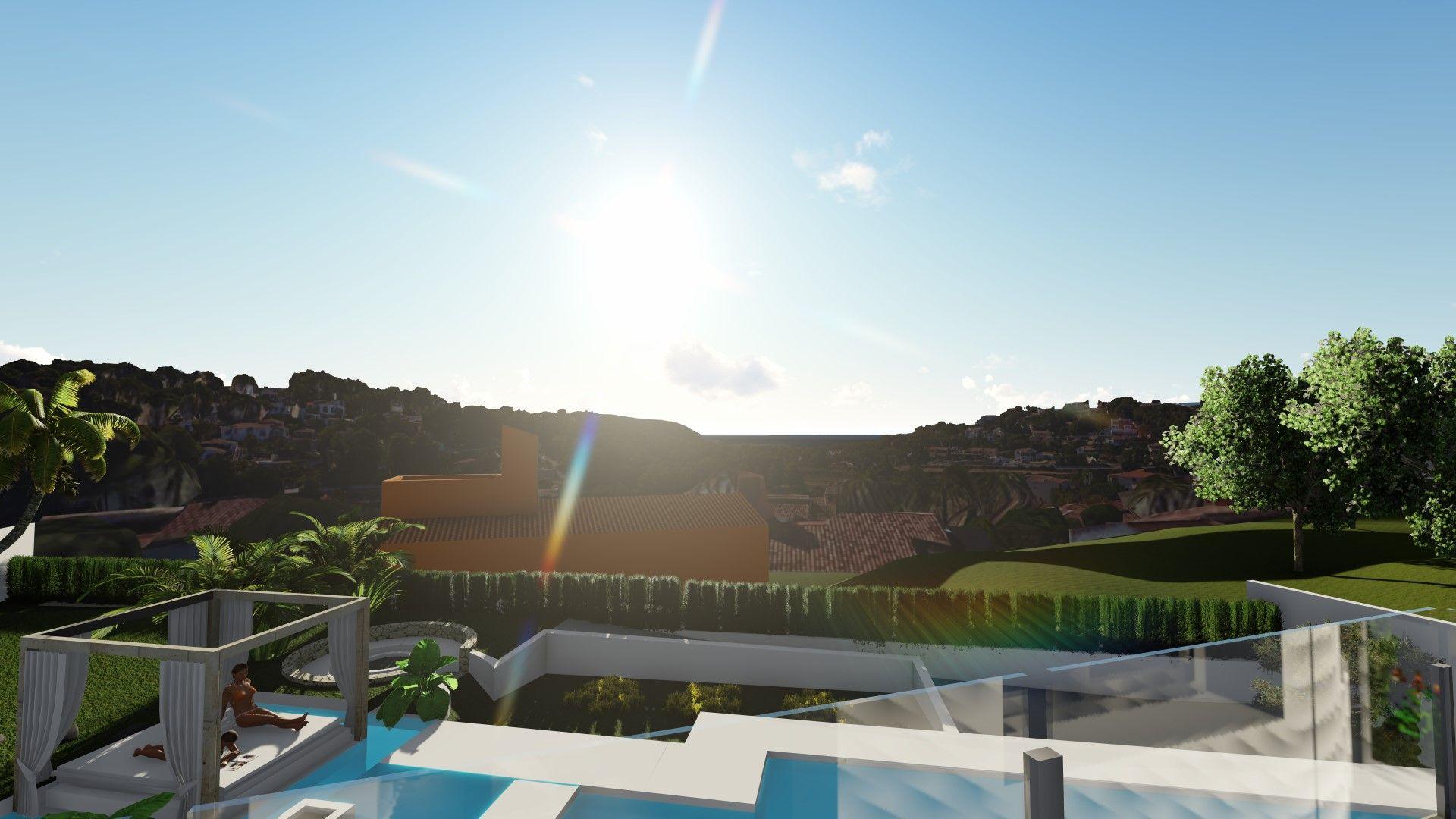 Villa in Moraira 14