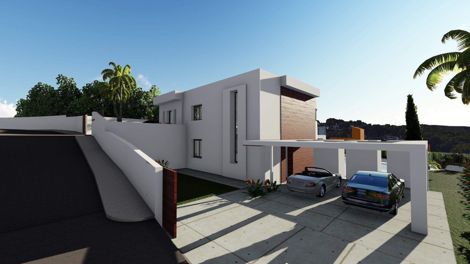 Villa in Moraira 2