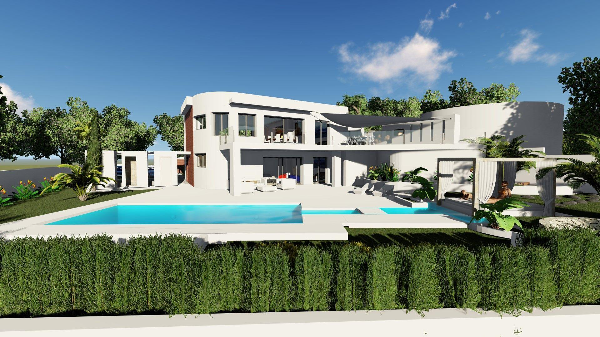 Villa in Moraira 4