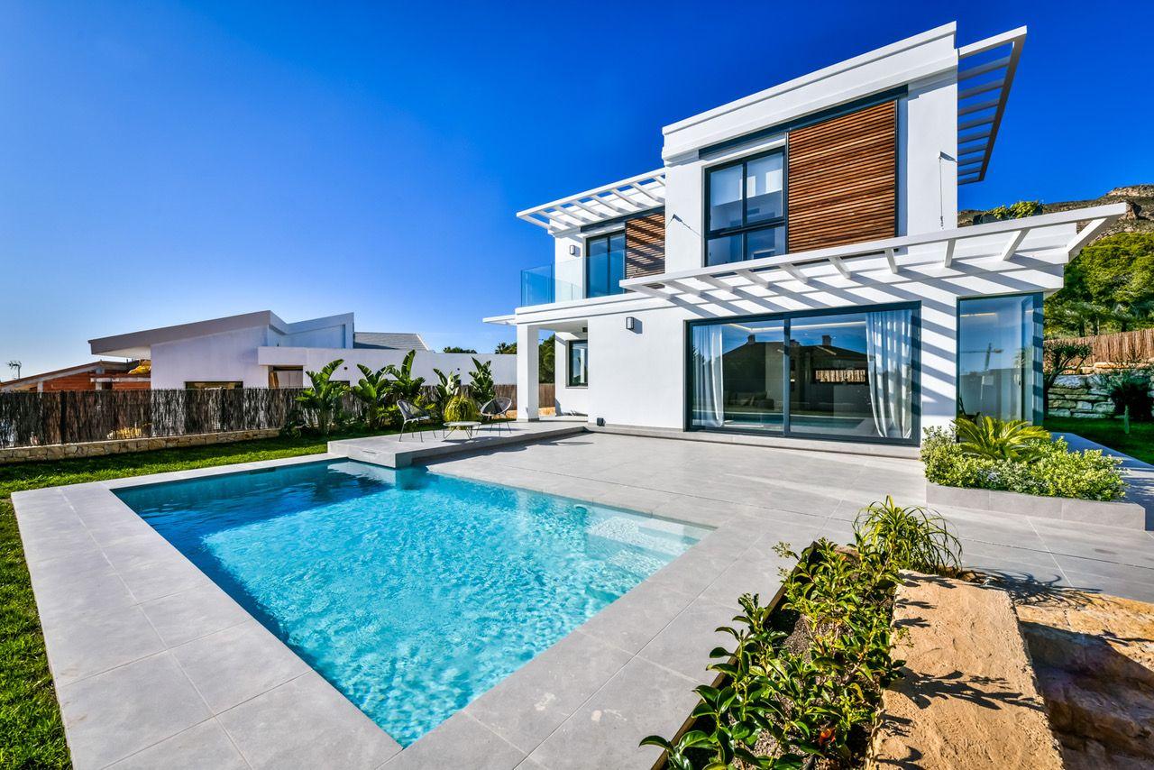 Villas in Finestrat 8