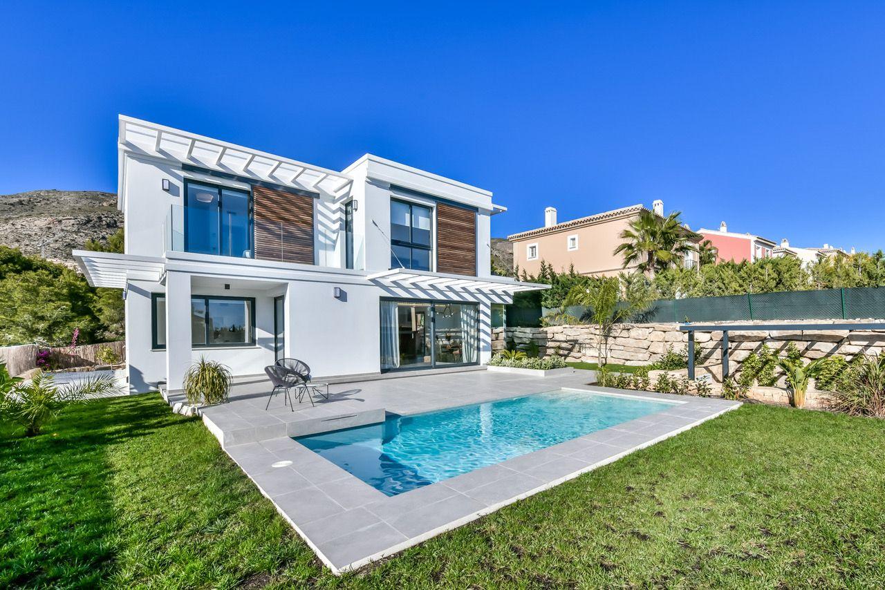 Villa in Finestrat 9