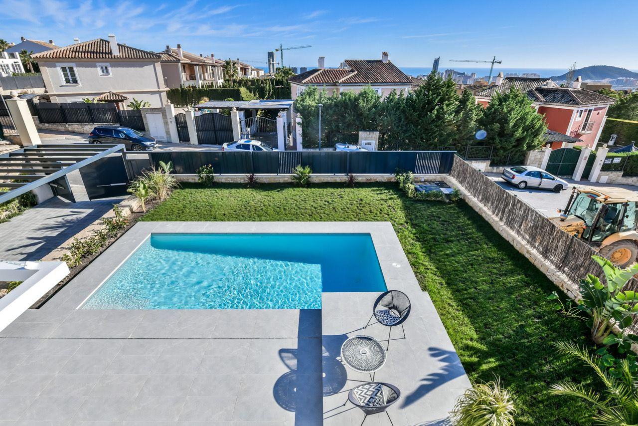 Villa in Finestrat 47