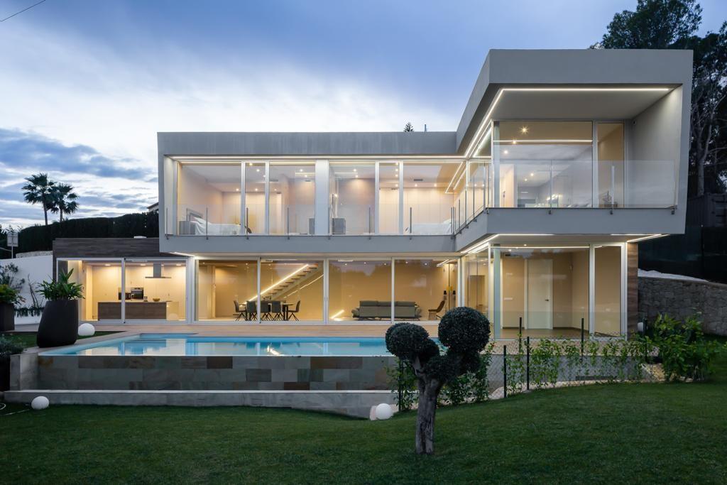 Villas in Finestrat 54