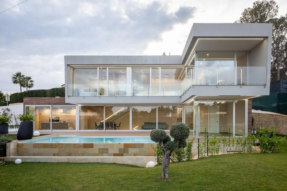 Villa in Finestrat 59