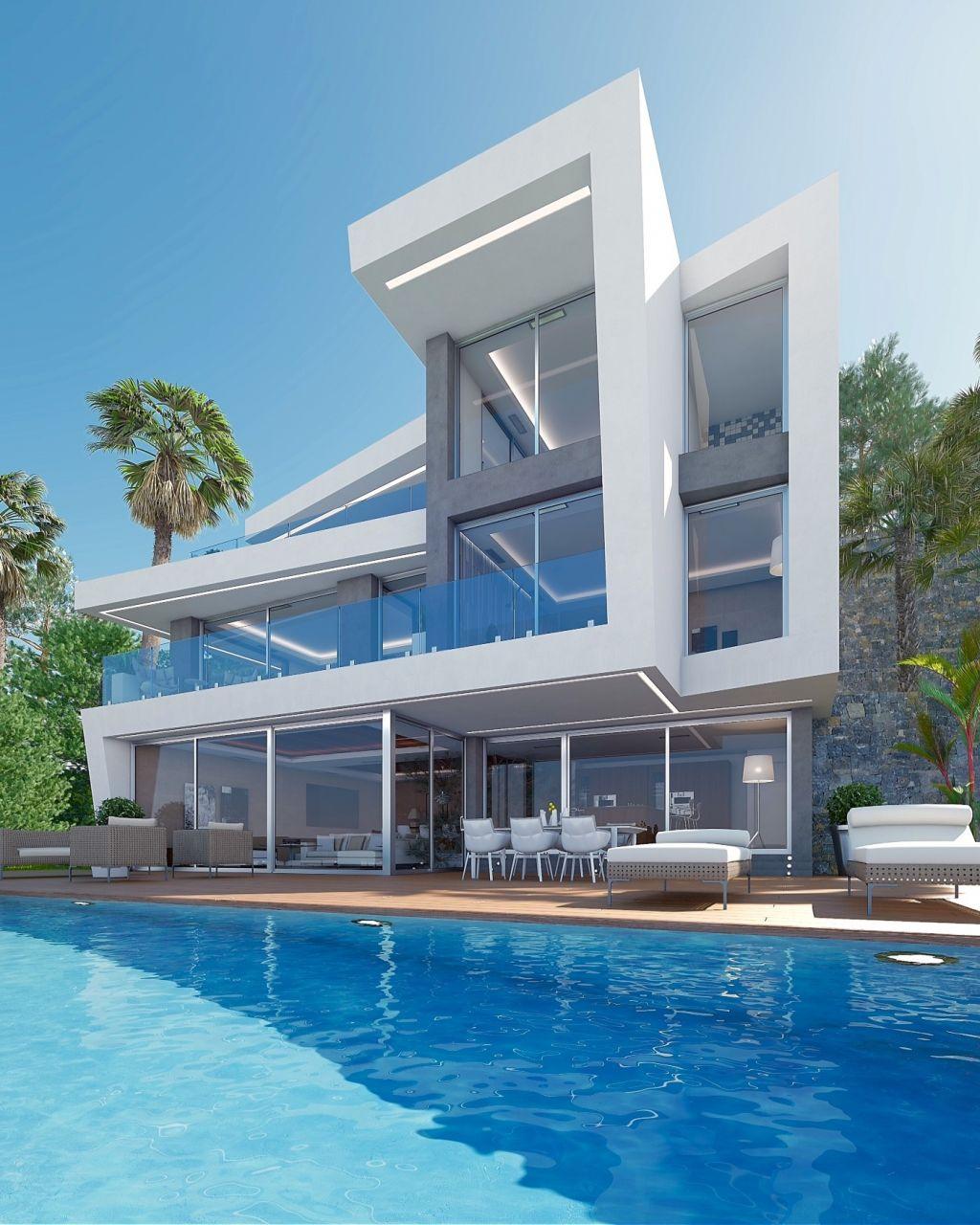 Villas in Javea 1