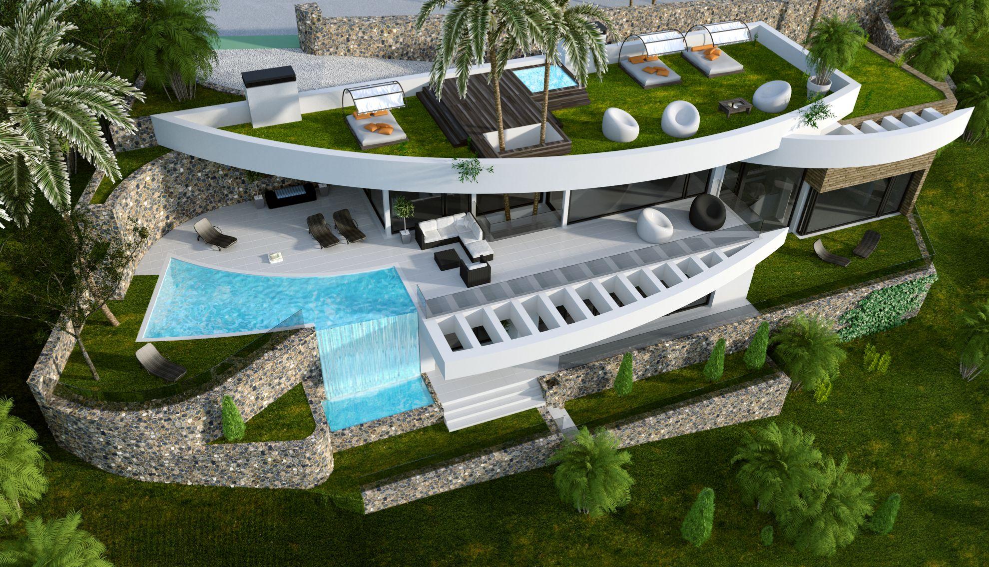 Villas in Altea Hills 3