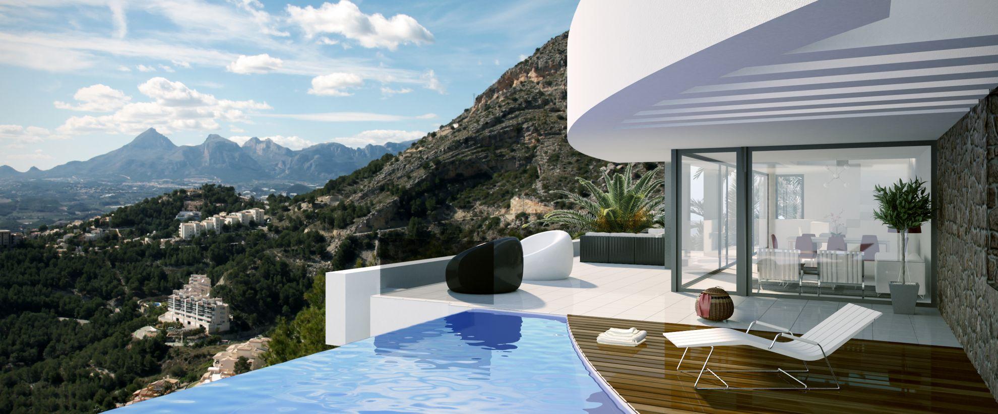 Villas in Altea Hills 6