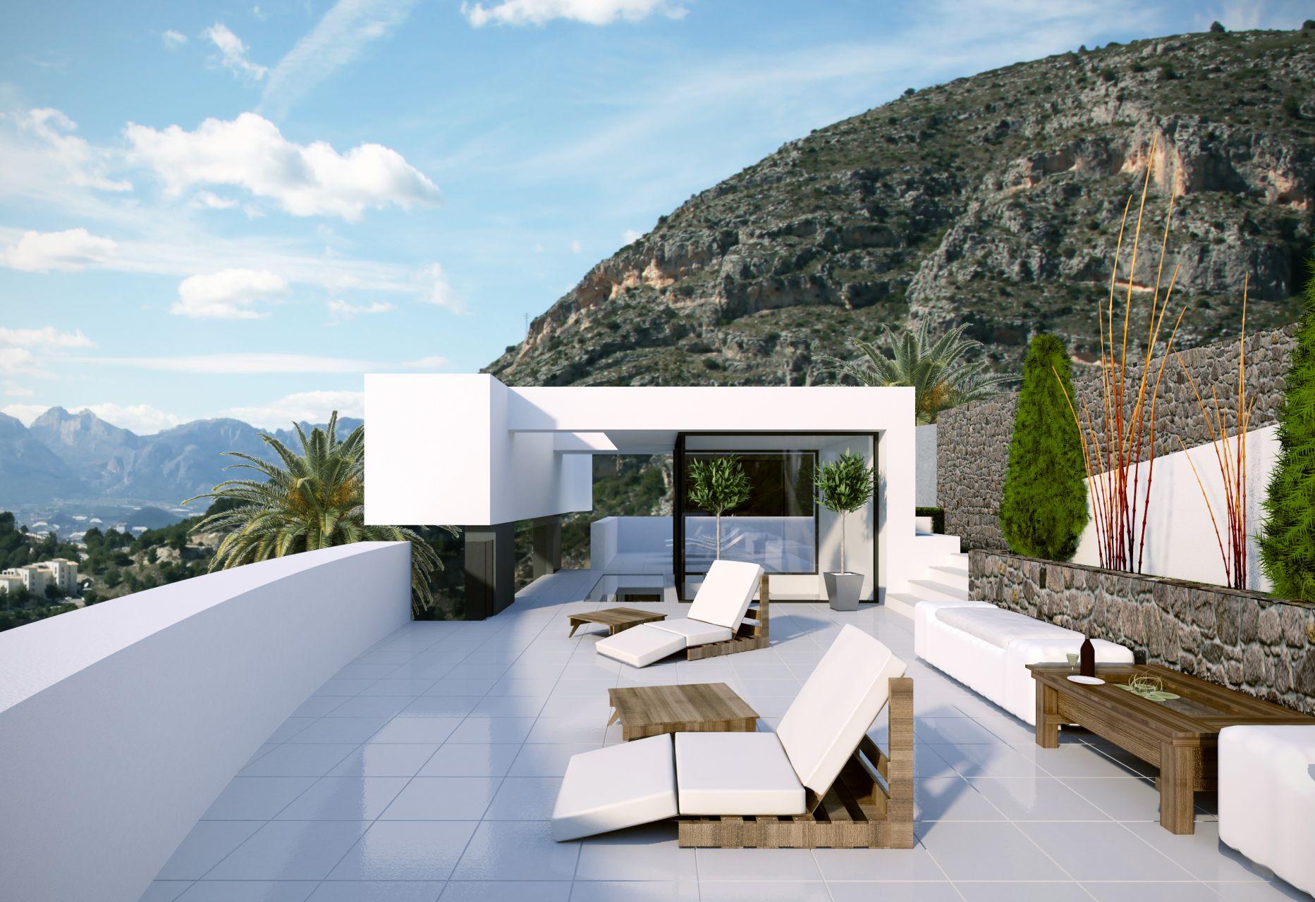 Villas in Altea Hills 8
