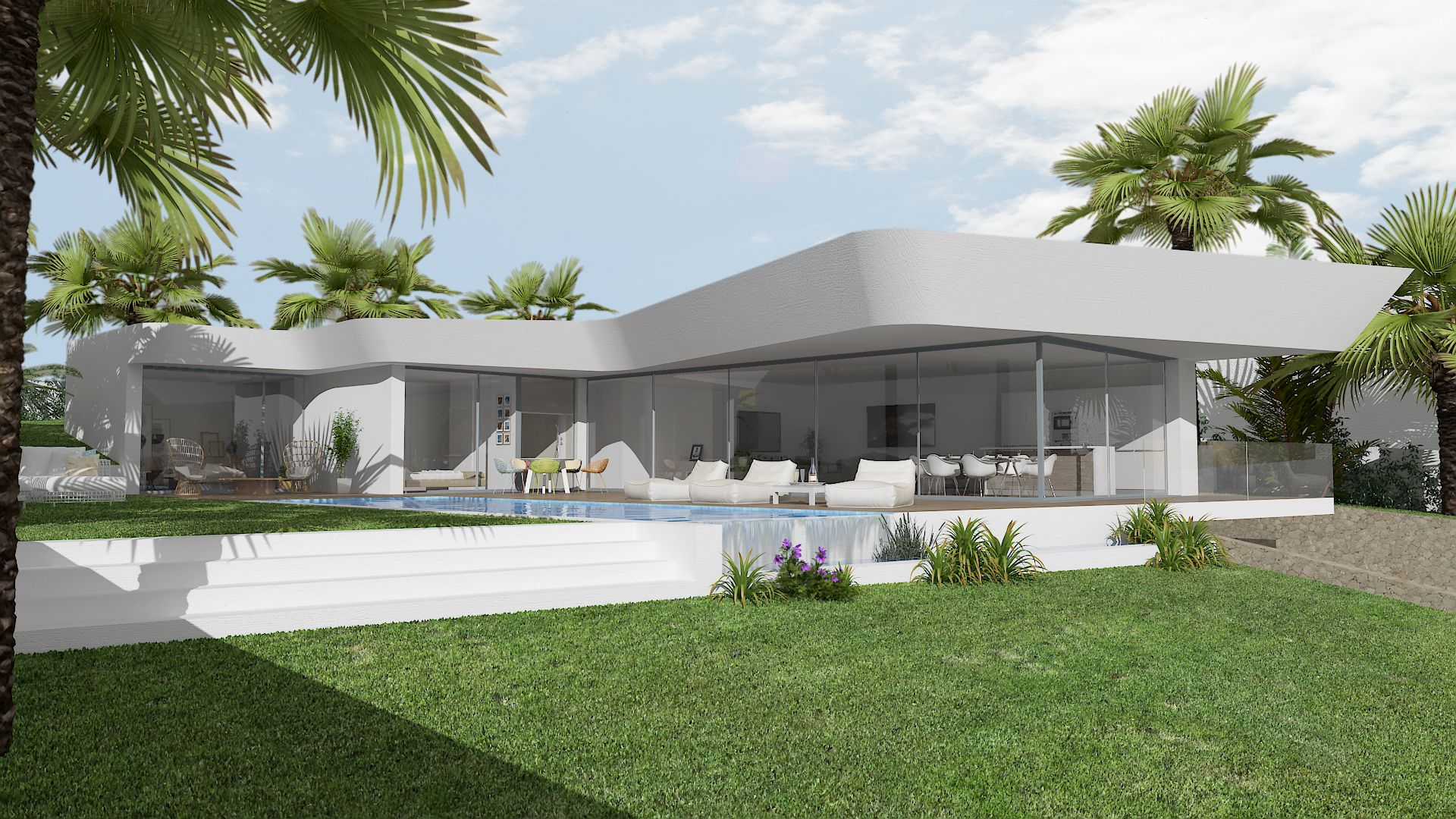 Villas in Benissa 5