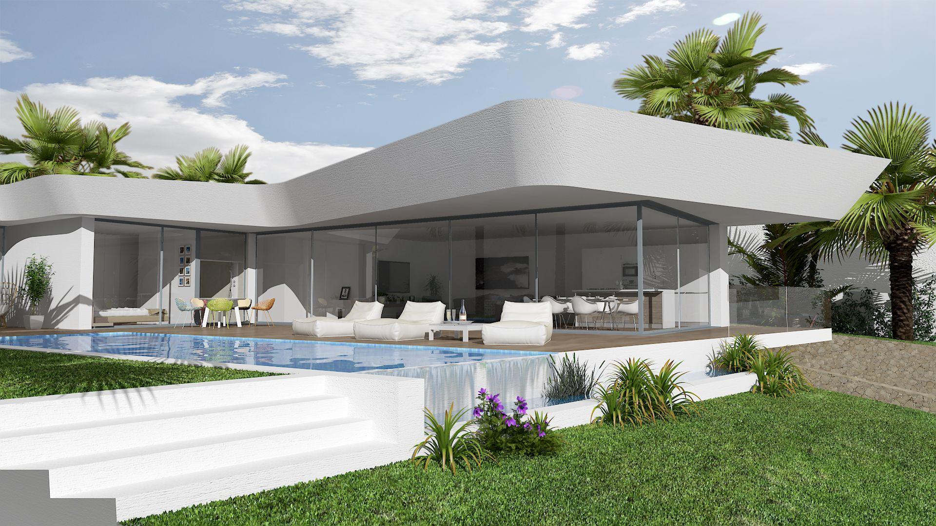 Villas in Benissa 6