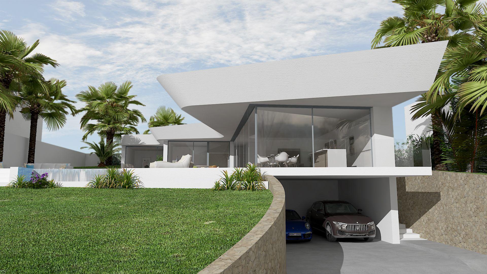 Villas in Benissa 7