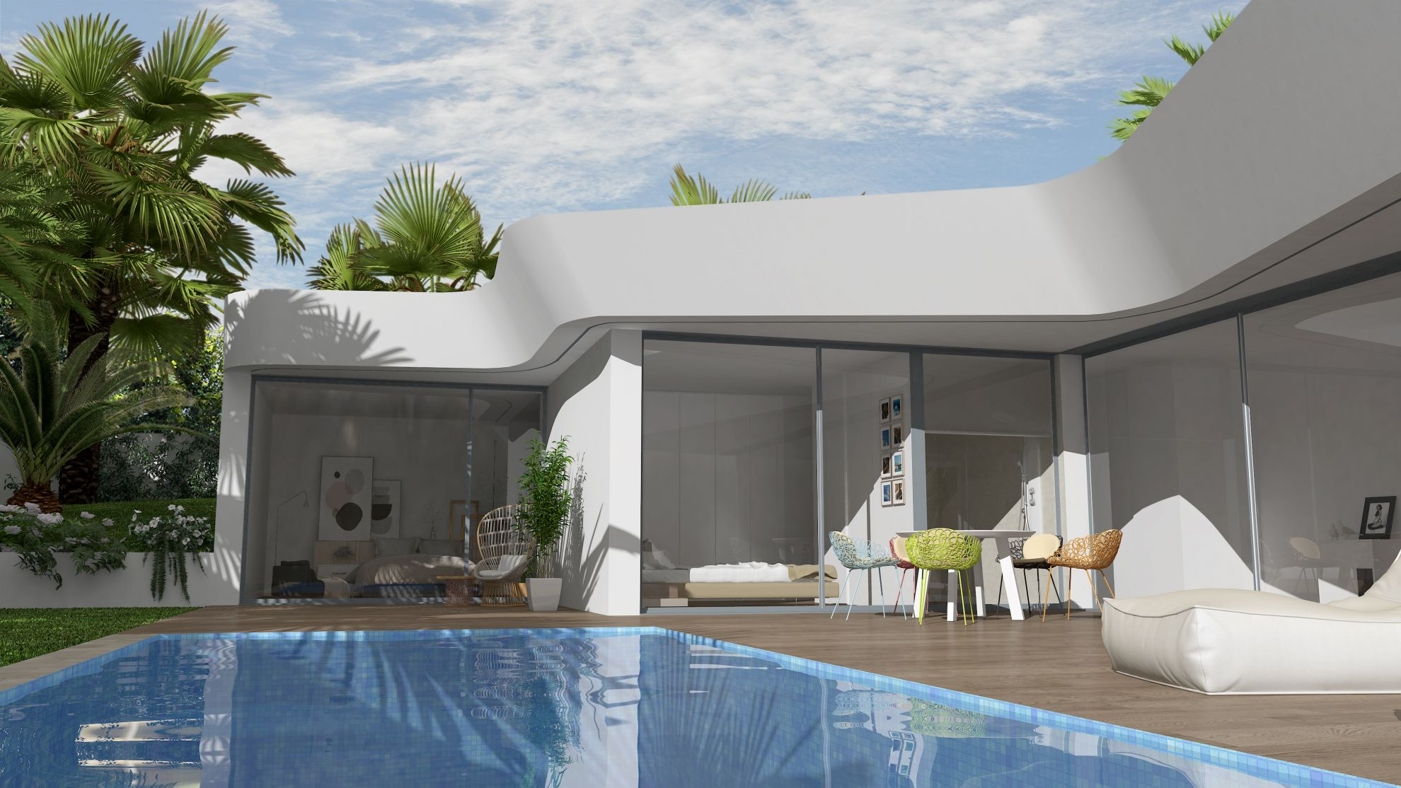 Villas in Benissa 8