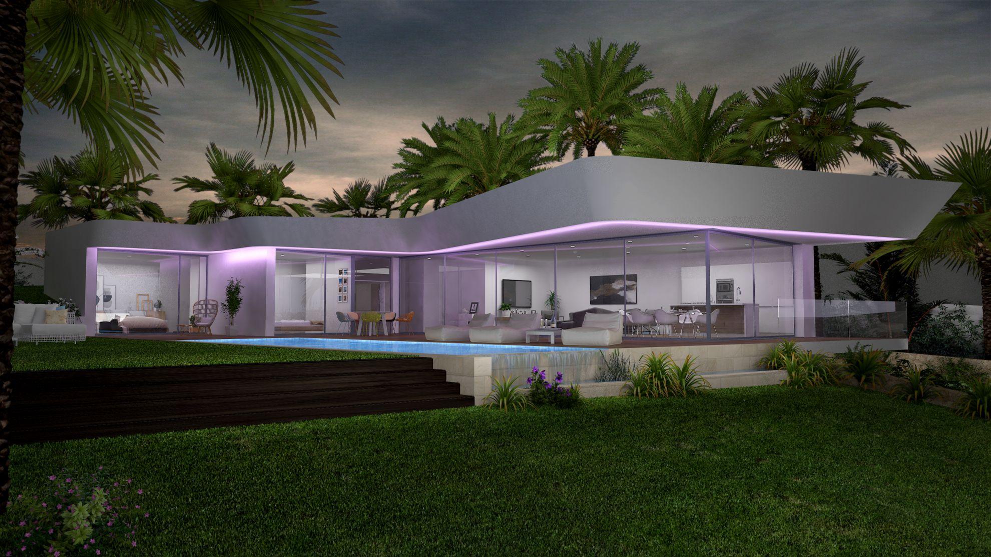 Villas in Benissa 12