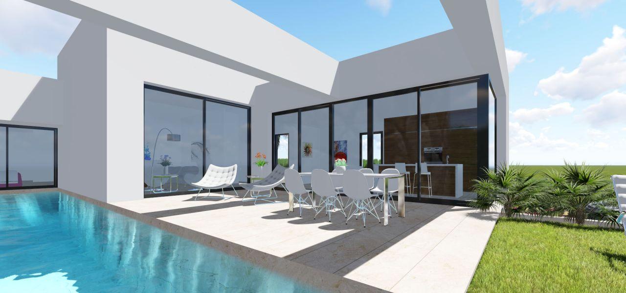 Villa in Benijófar 5