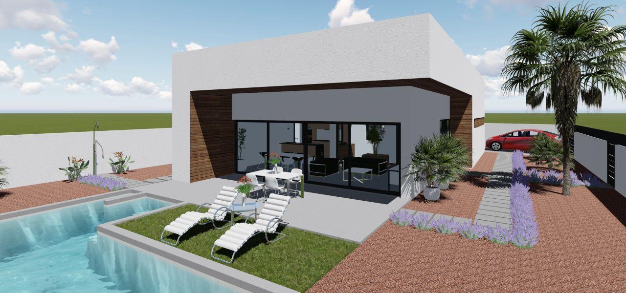 Villa in San Fulgencio 2