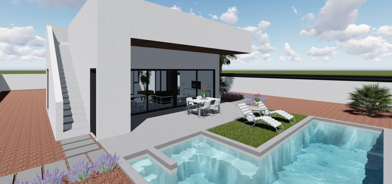 Villa in San Fulgencio 3