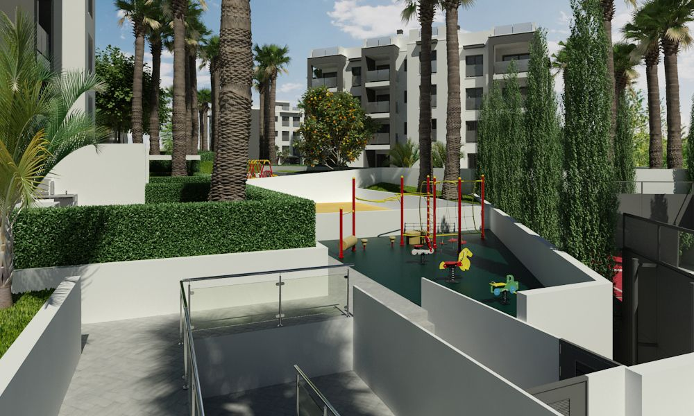 2 bedroom apartment with terrace, in complex with pool next to Villamartín Golf Course 3