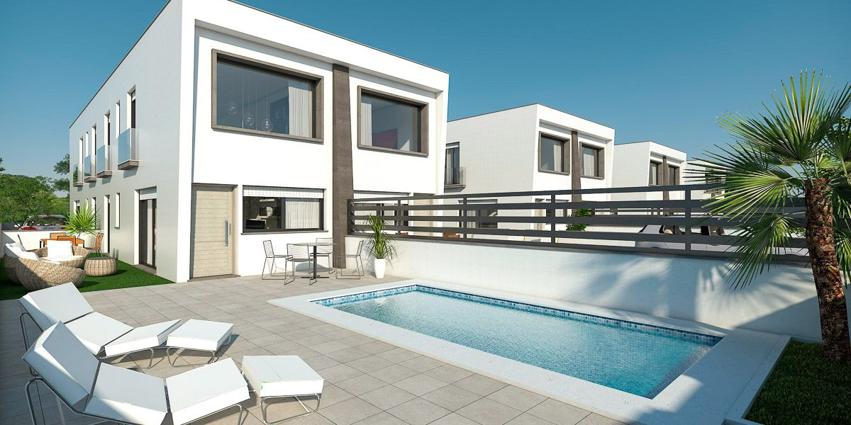 Townhouse in Gran Alacant 1