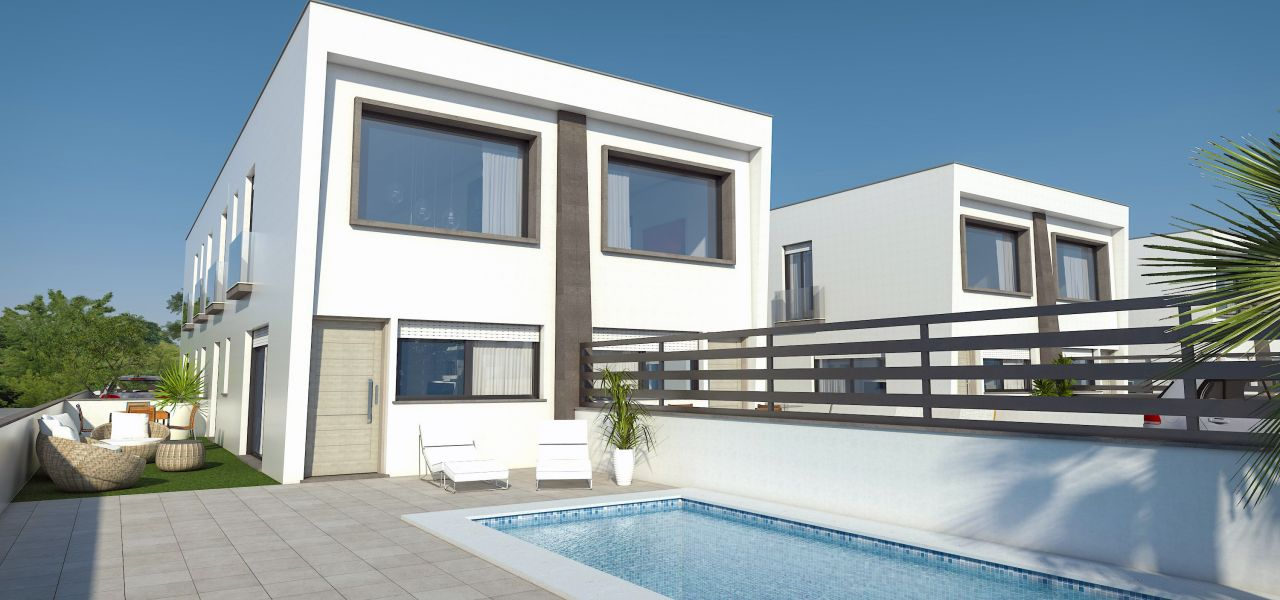 Townhouse in Gran Alacant 2
