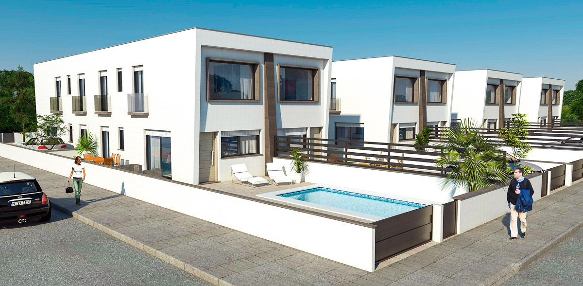 Townhouse in Gran Alacant 3