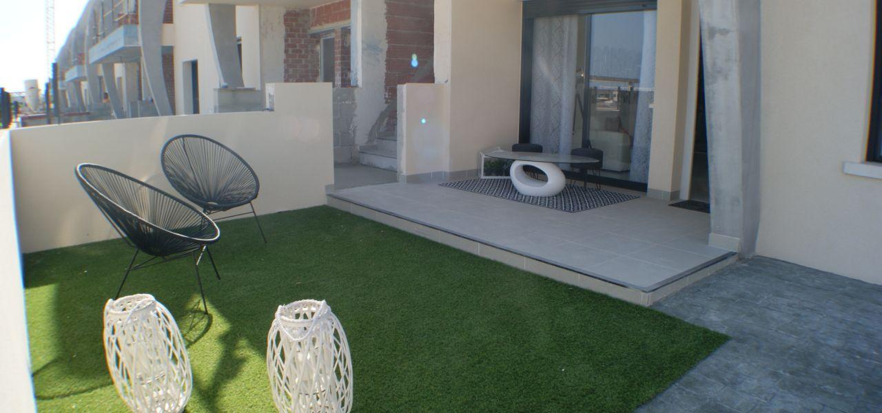 Flat/Apartment in Pilar de la Horadada 1