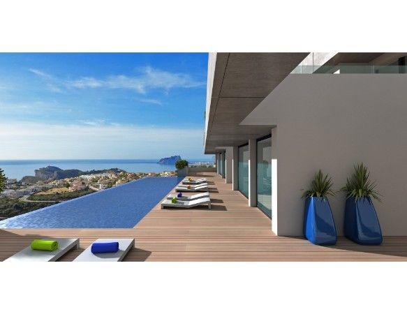 Luxury apartment in Benitachell 2