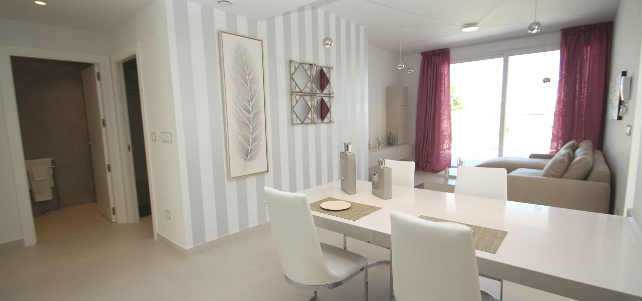 3 bedroom modern bungalows with garden or solarium in Torrevieja 2