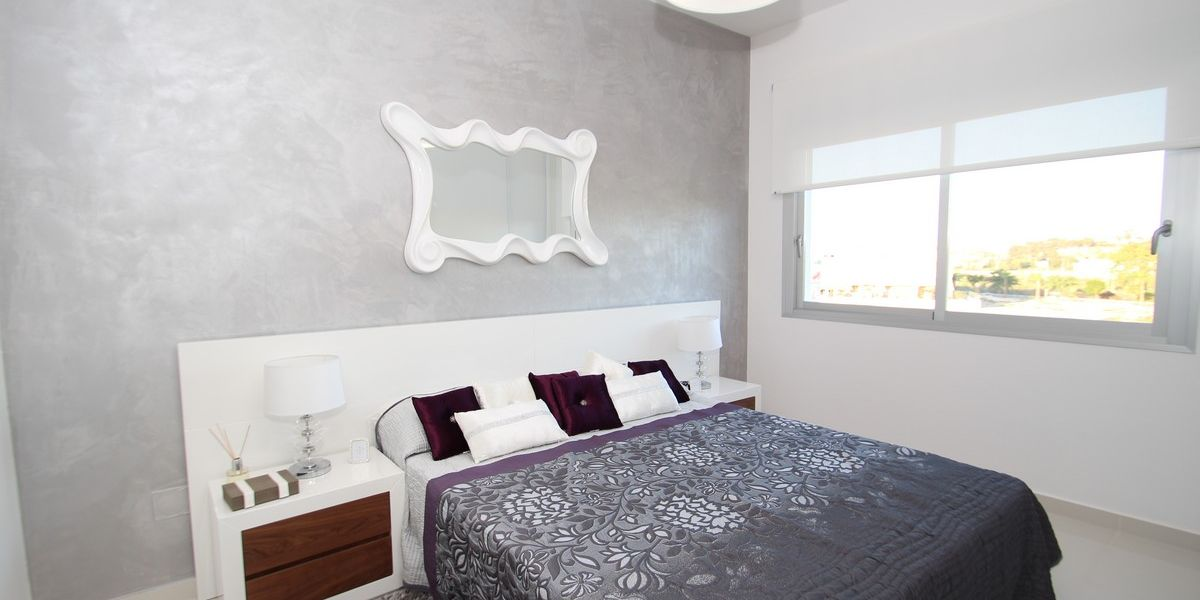 Costa Blanca South - 2 and 3 bedroom apartments only 5 min. to Guardamar del Segura's beach. 6