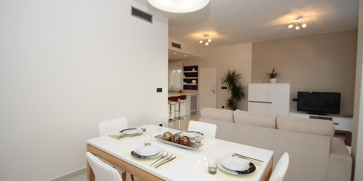 Costa Blanca South - 2 and 3 bedroom apartments only 5 min. to Guardamar del Segura's beach. 8