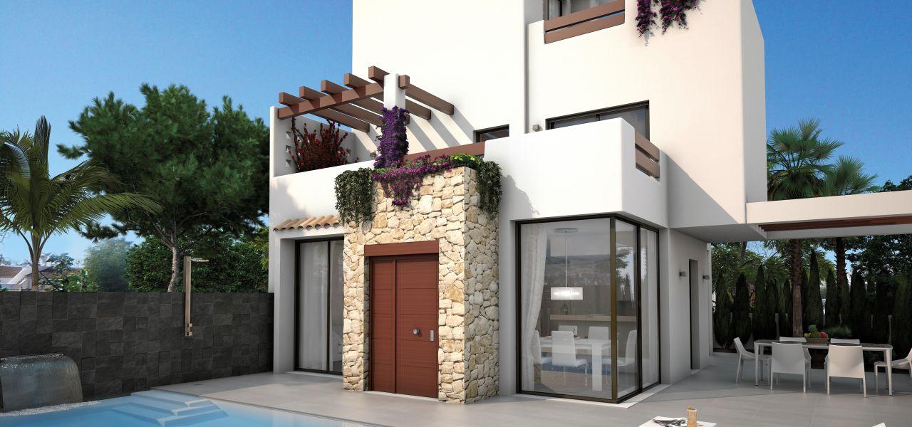 Villa in Rojales 1