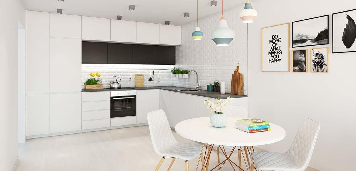 First floor of 2 bedrooms with terrace of 155 m2 6