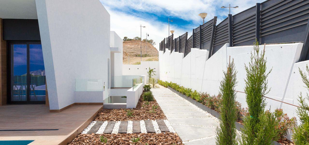 Villas with 3 bedrooms in Finestrat 4