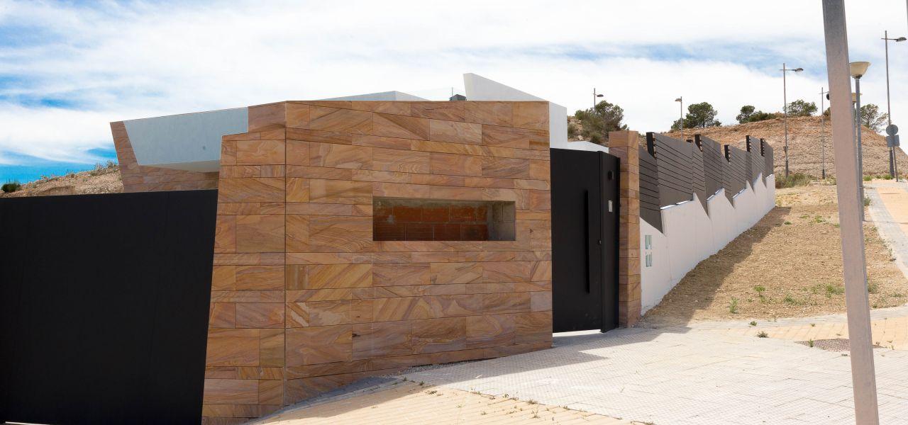 Villas with 3 bedrooms in Finestrat 6