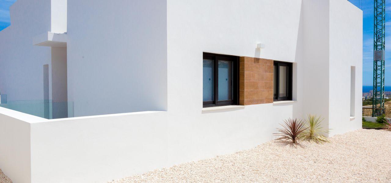 Villas with 3 bedrooms in Finestrat 8